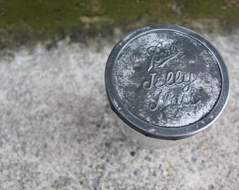 Ball Jelly Glass, Jam Jar
