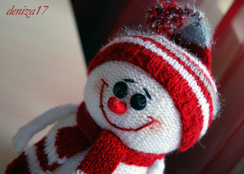 Knitting Pattern Snowman : Items similar to Big Snowman - pdf knitting pattern on Etsy