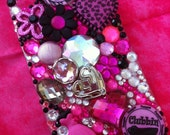 Cute girly, girls night out iphone 4 back case