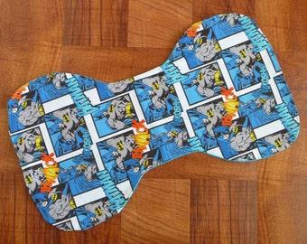 Batman Burp Cloths/Burp Pads