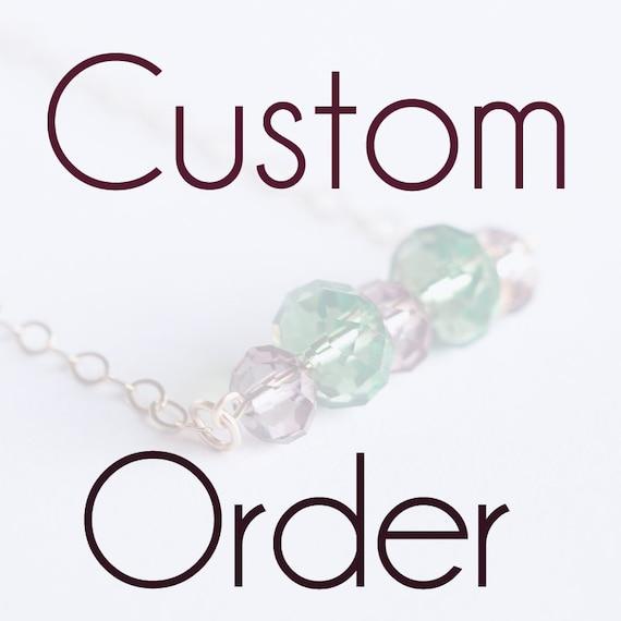 Custom order - Marin4ik
