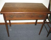 Antique Writing Desk/Console Table