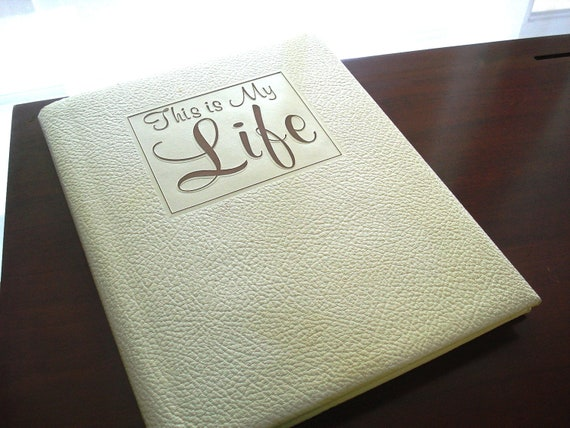This Is My Life 1966 Baby/Album Journal