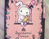 Sentimental Circus 5 page File Folder