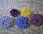 Classy Chrysanthemum Rings