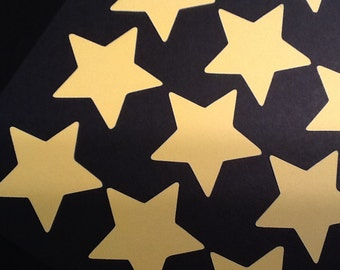 20 Star Die Cuts (2 inch)