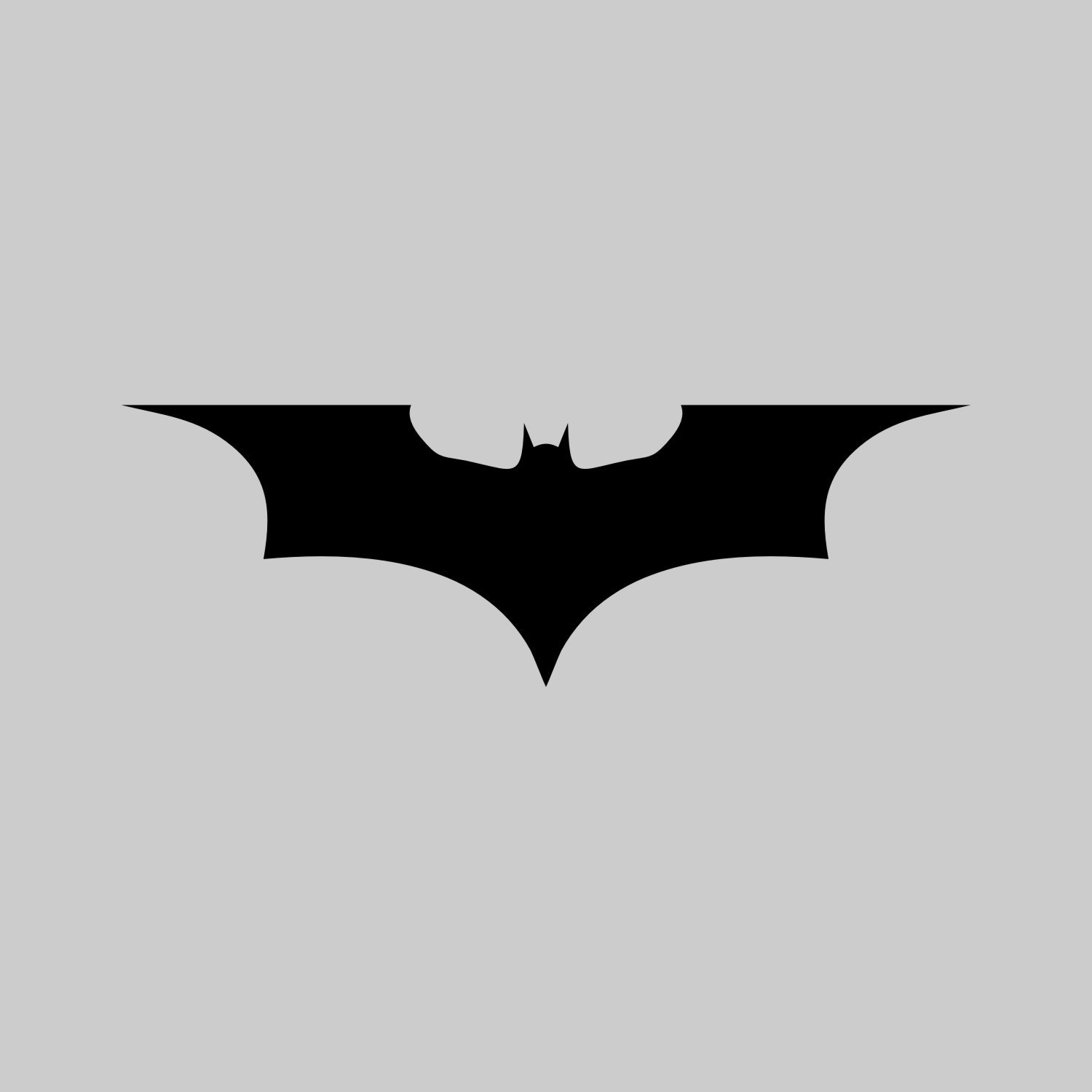 Batman The Dark Knight Logo @