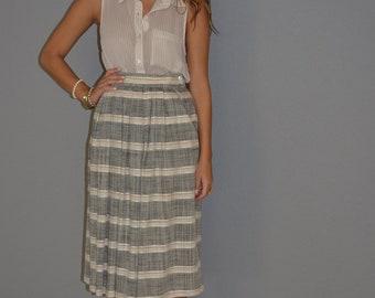 Vintage Long Liz Claiborne Skirt