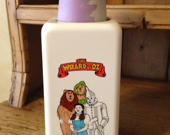 Collectible Vintage Wizard of OZ ca 1989 Cup Dispenser
