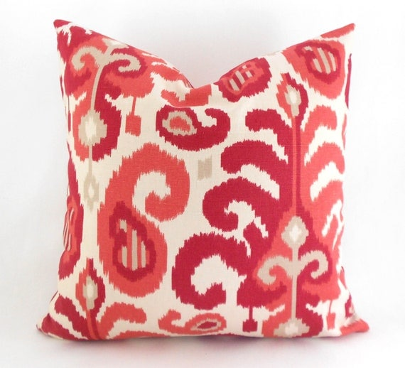 Throw Pillow Cover Measurements : Pillow Covers ANY SIZE Decorative Pillow Cover by MyPillowStudio