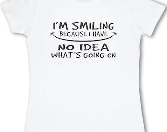 Ladies funny T-shirt