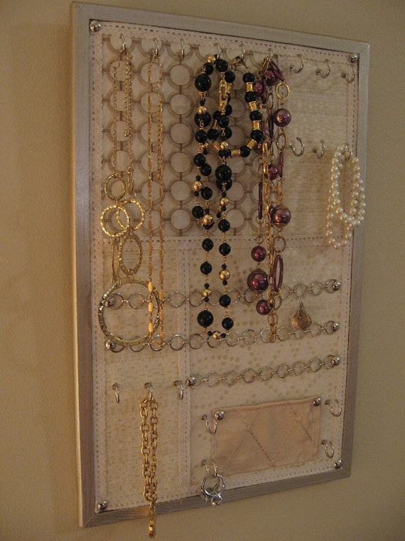 Jewelry Display Board with Designer Fabrics Reserved for - photo#25