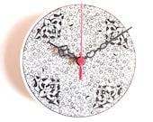 Wall Clock Turkish