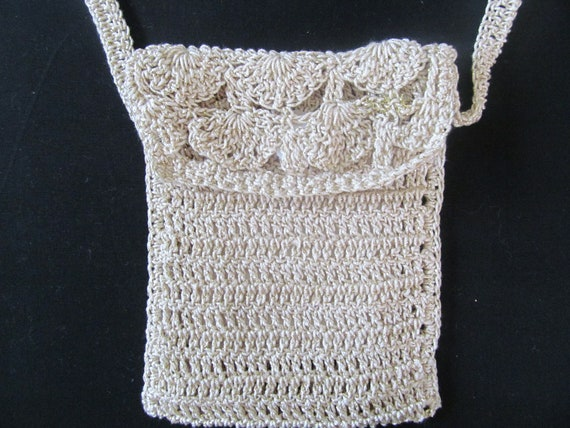 Crochet Cell Phone Purse