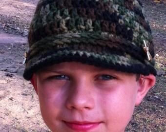 Paperboy Hats