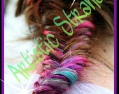 30 Itip or Utip Hair Extensions- Lauren Conrad Inspired- Tips Dip Dyed Tips - Free People Stlye - Ombre Pastels or Brights -20inch Remy