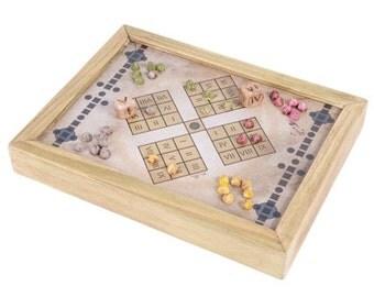 Tesserae (roman dices) Board Game
