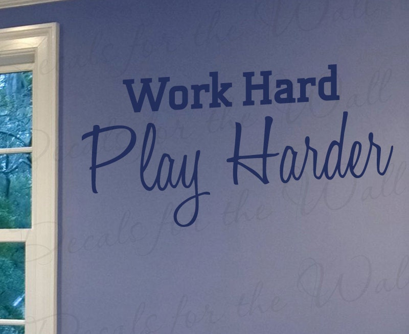 work hard play harder inspirational motivational kid sports