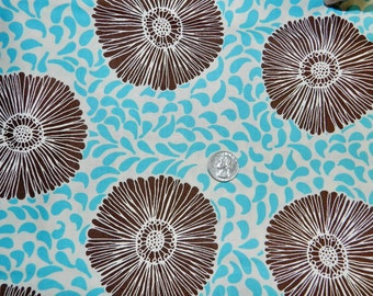 Sugar Pop in Brown and Turquoise - Last Yard
