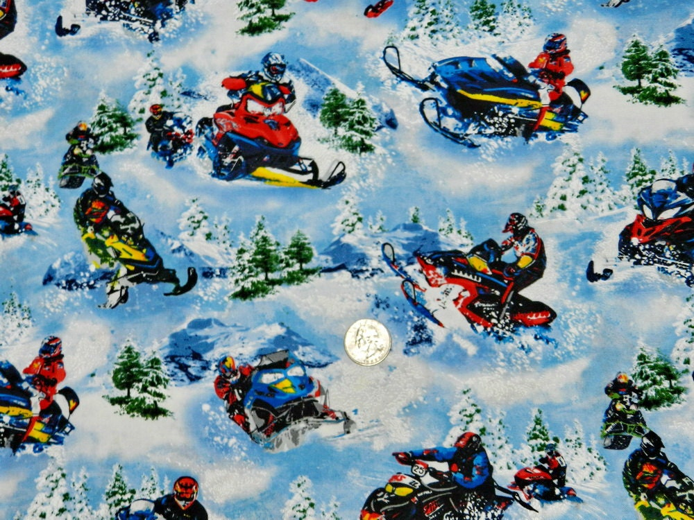 snowmobile fabric by the yard. Black Bedroom Furniture Sets. Home Design Ideas