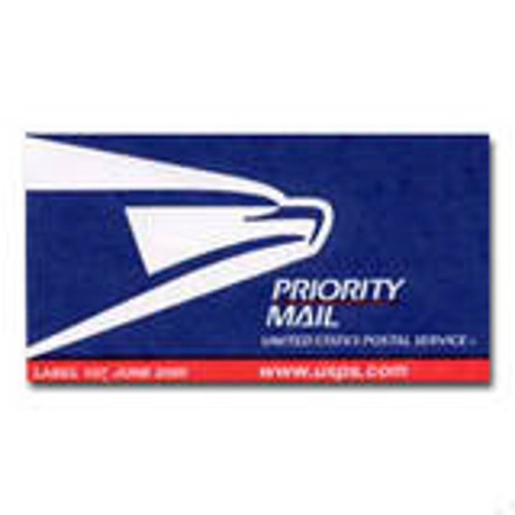 PRIORITY SHIPPING for Doll Clothes and Medals