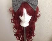 Spider Gothic Lolita Bow