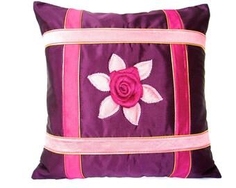 Eggplant Decorative Pillows Etsy