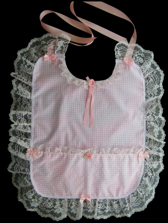 Apologise, but, adult baby bib
