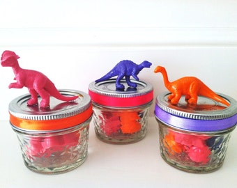 Dinosaur Crayons- Great Party or Birthday Favor (12)