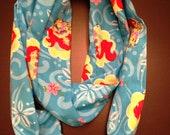 The Little Mermaid Infinity scarf
