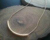 Schatzelein tube necklace