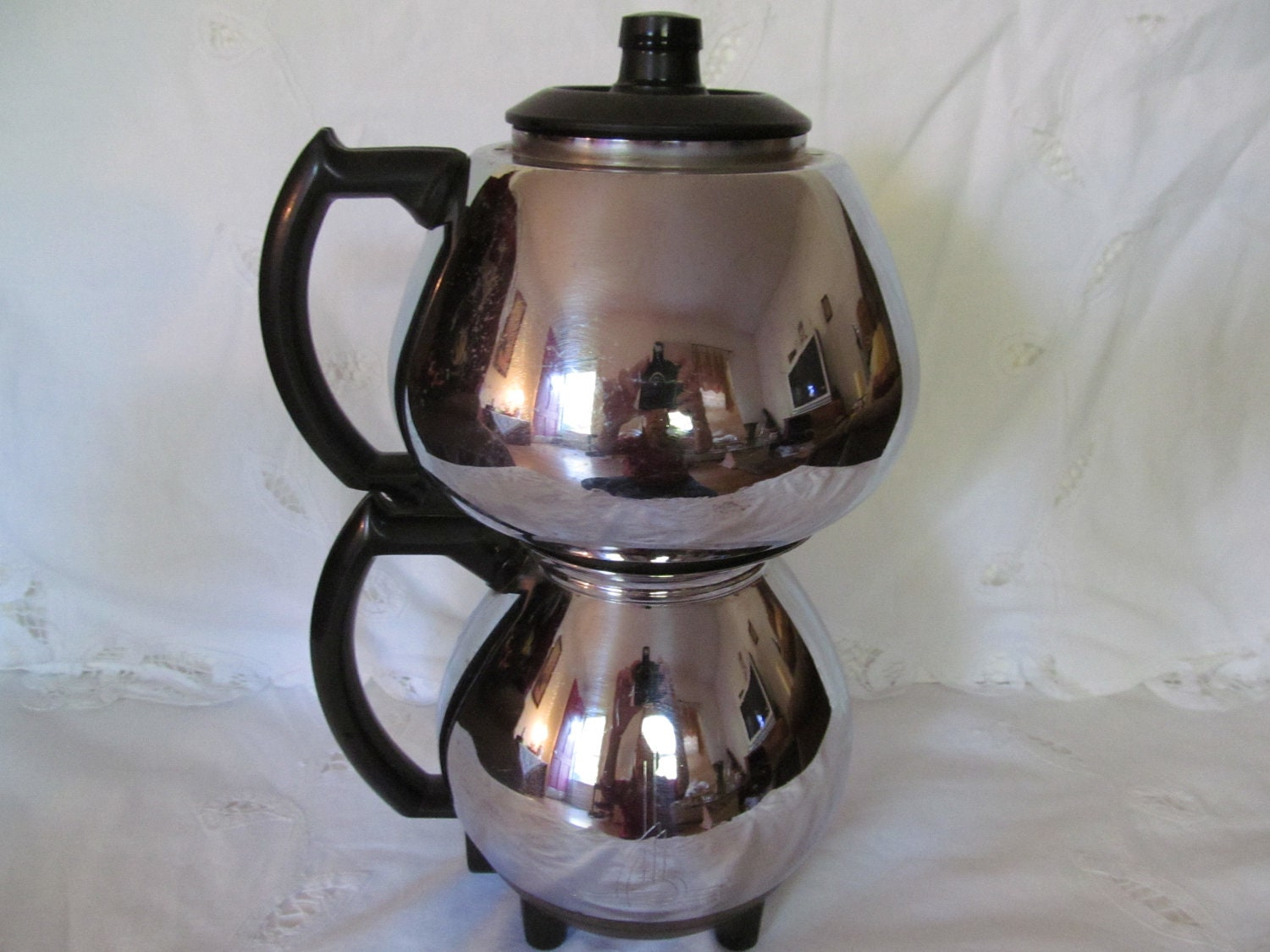 Sunbeam Percolator Coffee Maker : Vintage Sunbeam Vacuum Coffee Maker