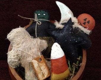 Halloween Monster bowl fillers