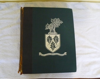 Rare Book John Beaufin Irving of Bonshaw, A Book of The Irvings Etc. Only 365 Printed Genealogy