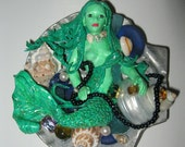 Mermaid on the Half Shell