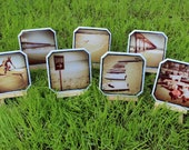 Beach Themed Coasters - Create a Set of 4