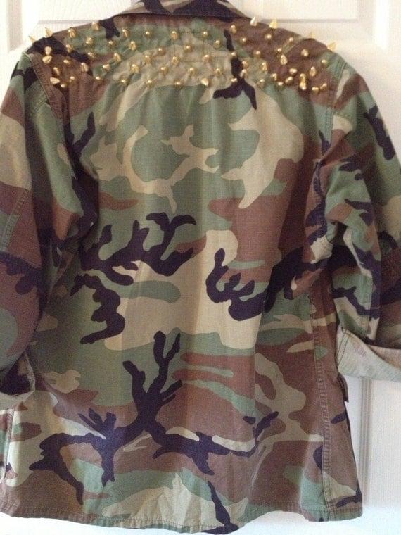 Army Fatigue Fashion For Womens