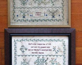 Heartstring Samplery Beatrice Godfrey Cross Stitch Pattern