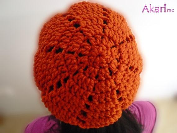 Patrones para boinas a crochet - Imagui