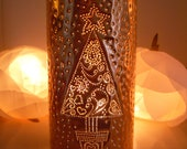 Oh Christmas Tree Oh Christmas Tree, alternative Christmas tree, copper candle lantern (for indoor or outdoor use)