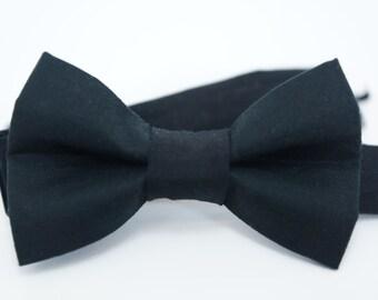 Bow Tie - Black Bowtie