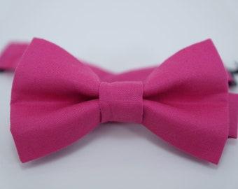Bow Tie - Pink Bowtie