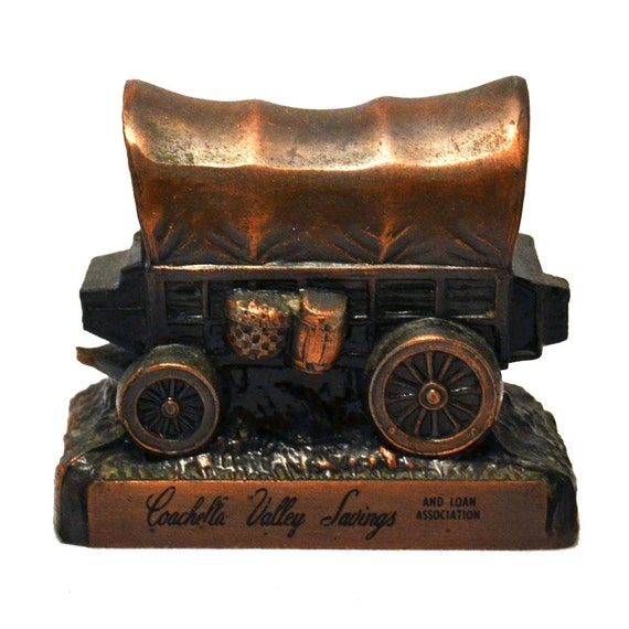 Banthrico Covered Wagon Bank