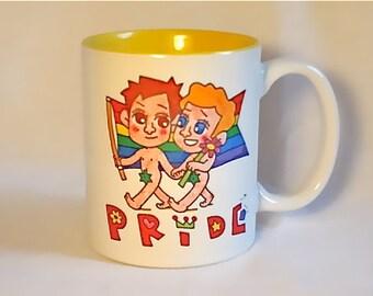 Gay Pride Mug 01
