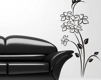 Stencil Butterfly on daffodil (3048x)(sjablong for maling,estarcir para la pintura,stampino per la pittura,schabloner för målning)
