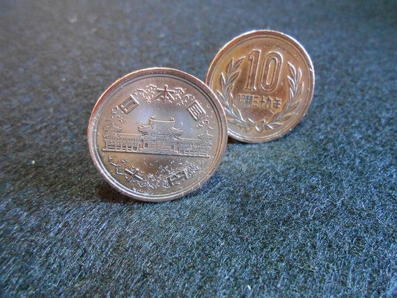 Japanese Copper Japanese 10 Yen Showa Copper