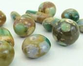 Renaissance Glaze Beads