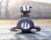 Antique Key Ring - Yale and Towne - Size 8