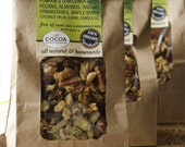 All-Good Granola 100% Organic Ingredients