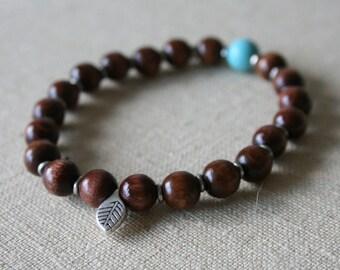 Woodland bracelet //